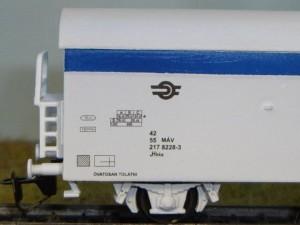 Máv hűtővagonok TT